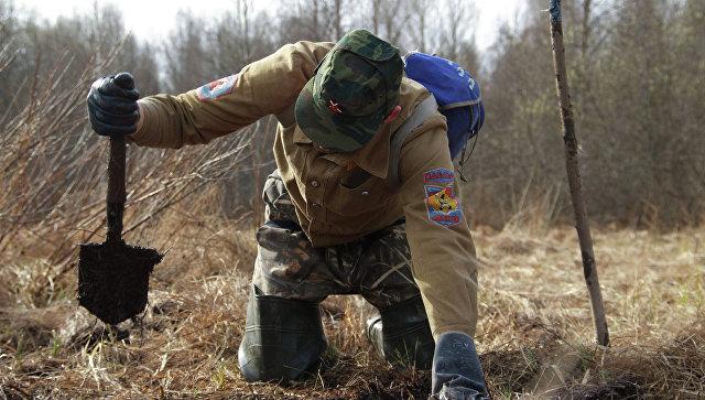 Весной 2017 года вТверской области состоится поисковая экспедиция «Калининский фронт»