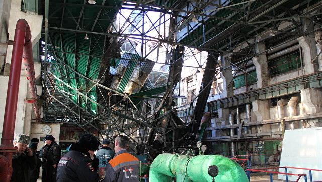Из-за взрыва наТЭЦ вПензе практически 500 домов остались без тепла