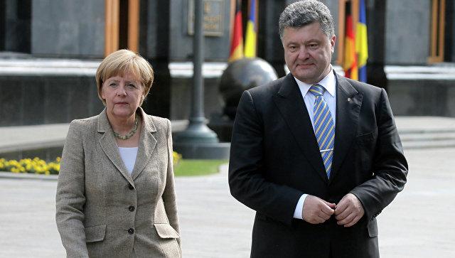 Меркель поведала правду оботношениях украинской столицы иБерлина