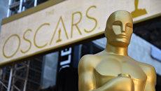 Подготовка к церемонии вручения премии Оскар в Голливуде. Архивное фото