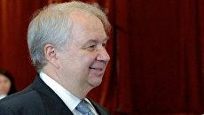 Посол России в США Сергей Кисляк. Архивное фот