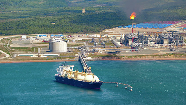 РФ продлила получение газа попроекту «Сахалин-2» до 2024