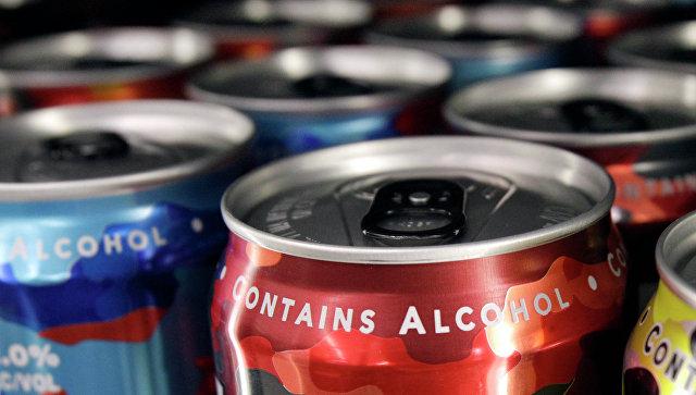 Мосгордума внесёт в Государственную думу  законодательный проект  озапрете продажи «алкоэнергетиков»