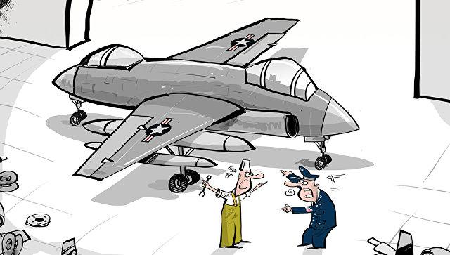 Хвалёный F-35 к бою не готов