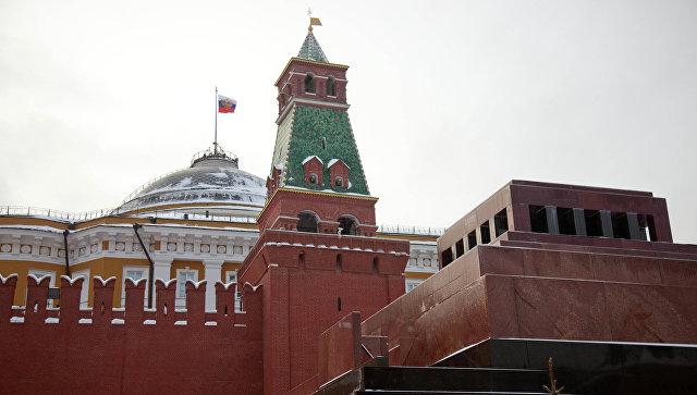 Депутаты внесли в Госдуму законопроект о захоронении Ленина