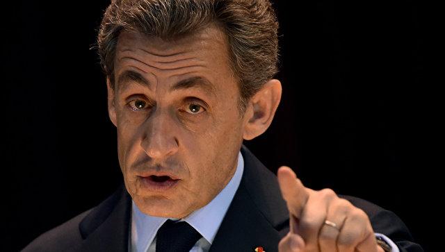 ВоФранции Николя Саркози обвиняют вфинансовых махинациях