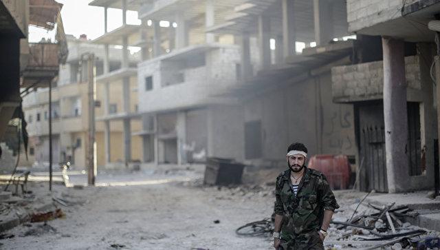 Русский центр вСирии: засутки отДАИШ освобождено 8 населенных пунктов