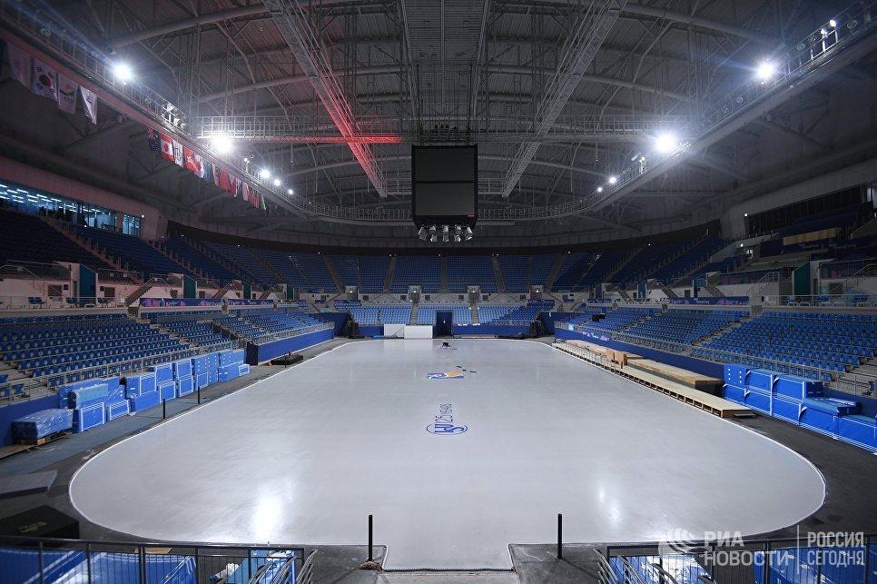ВЮжной Корее показали факел зимней Олимпиады 2018 года