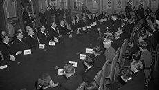 Подписание Парижских мирных договоров 10 февраля 1947 года