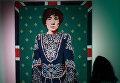 Работа лидера группы Ленинград Сергея Шнурова на персональной выставке Ретроспектива брендреализма в музее современного искусства Эрарта в Санкт-Петербурге