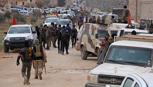Власти Сирии рассказали, как намерены решить вопрос присутствия ВС Турции на территории страны