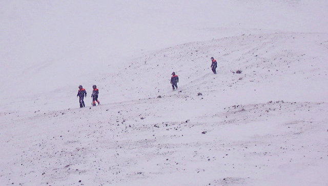 Группа туристов изИркутска угодила под лавину вБурятии