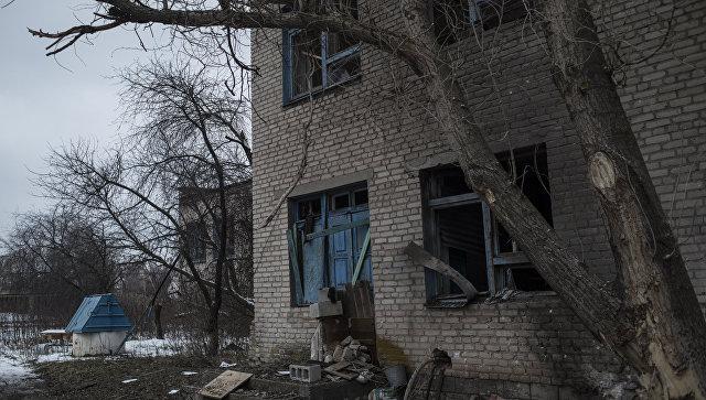 В ДНР пять домов повреждены обстрелами со стороны ВСУ