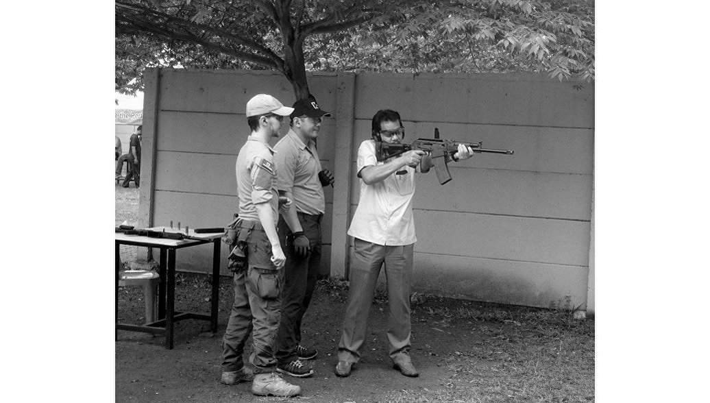 «Калашников» установил Индонезии партию ружей «Сайга-12С»