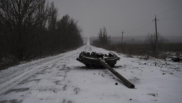 Украинские силовики 1300 раз нарушили режим тишины вДонбассе