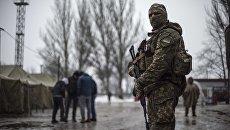 Солдаты ВСУ, Украина. Архивное фото