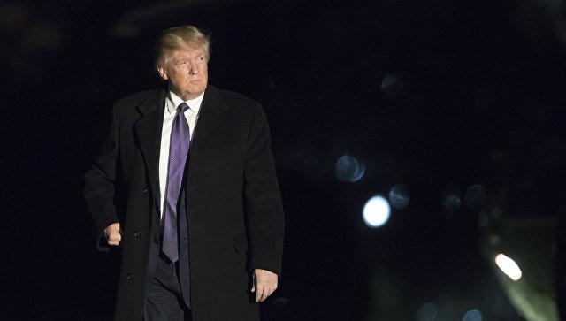 Трамп раскритиковал ФБР за неспособность обнаружить авторов «слива» данных в прессу