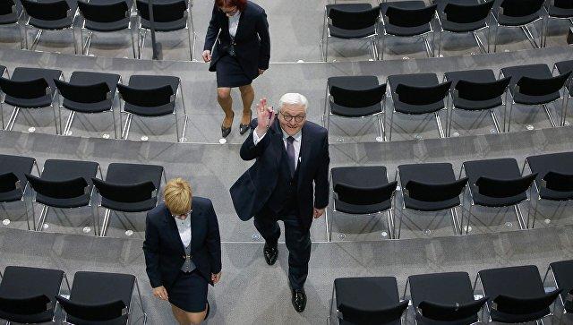 Новым президентом ФРГ стал Франк-Вальтер Штайнмайер