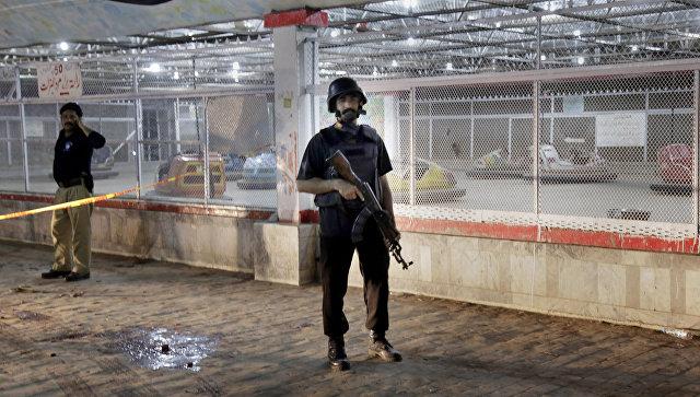 Спецслужбы Пакистана предотвратили планировавшийся на Пасху теракт