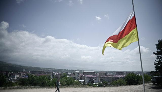 Годовщина трагических событий в Южной Осетии. Архивное фото