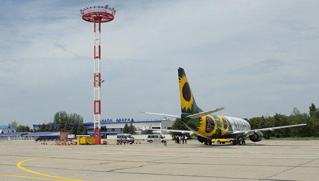 Новый терминал аэропорта Анапы открылся практически нагод ранее срока