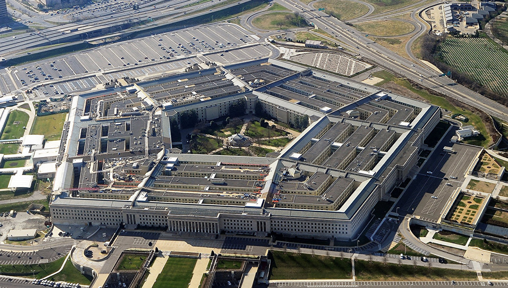 Пентагон: часть оружия, сброшенного США в Сирии, попала к курдам