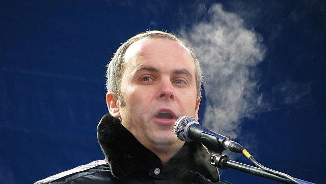 Народный депутат Украины Нестор Шуфрич. Архивное фото