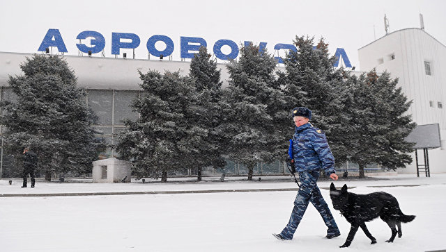 Ваэропорту Ростова сигнализация помешала лайнеру вылететь в столицу — Прерванный взлет
