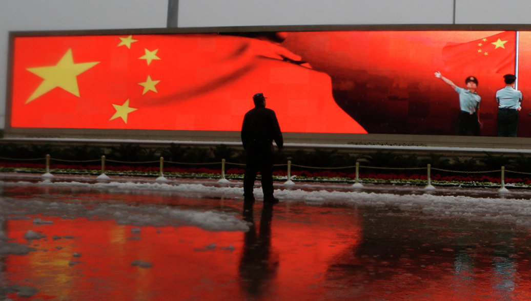 Кашин: в Китае приступили к самой масштабной военной реформе