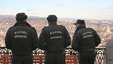 Грузинская полиция. Архивное фото