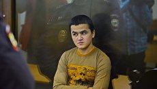 18-летний Исламжон Захидов, обвиняемый в участии в террористической организации Джебхат ан-Нусра
