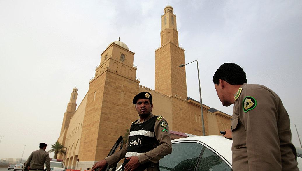 В Саудовской Аравии по подозрению в терроризме задержаны 9 граждан США