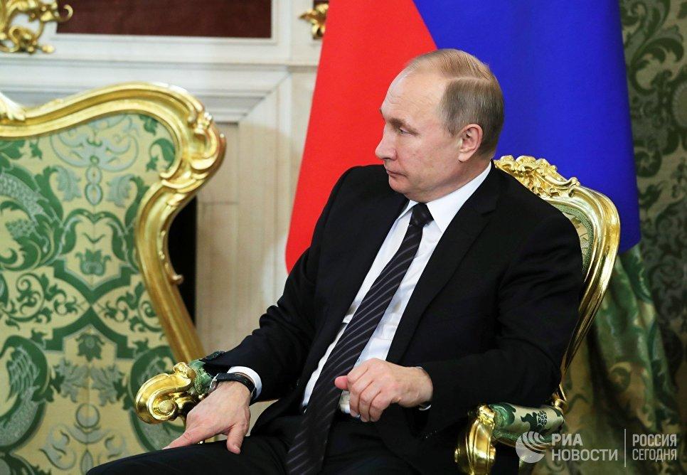 Владимир Путин: Ассамблее быть