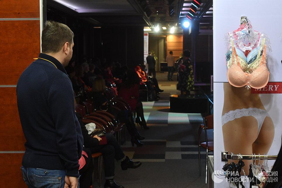 Международная выставка нижнего белья и купальников Lingerie Show-Forum - 2017 в Москве