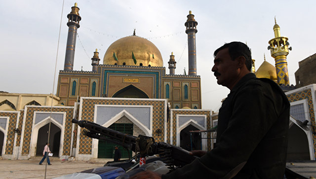 Число жертв крупного теракта в Пакистане выросло до 74 человек