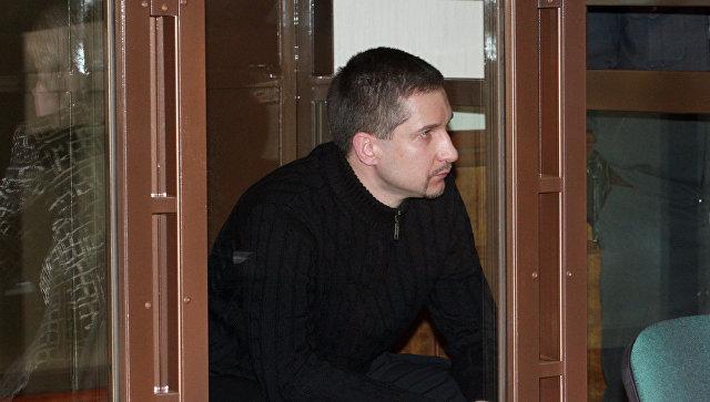 Мосгорсуд начал рассмотрение дела Дениса Евсюкова. Архив