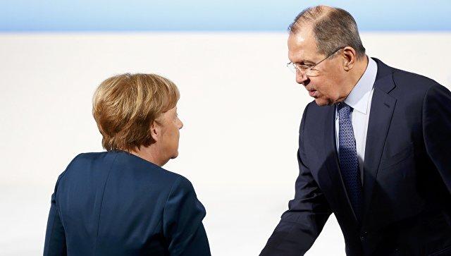 Меркель: Российская Федерация иЗапад должны совместно сражаться стерроризмом