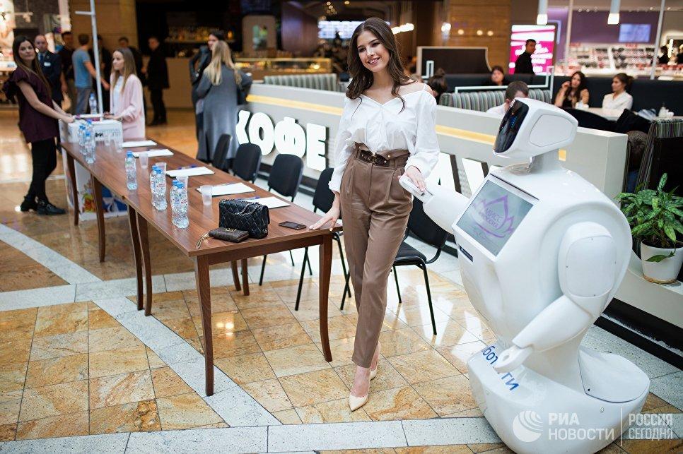 Мисс Россия – 2016 Яна Добровольская