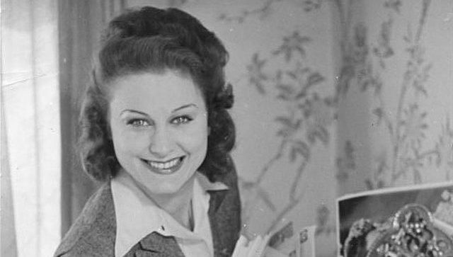 Немецкая звезда кино оказалась советской шпионкой
