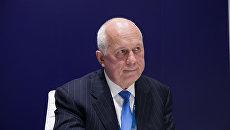 Генеральный директор государственной корпорации Ростех Сергей Чемезов. Архивное фото
