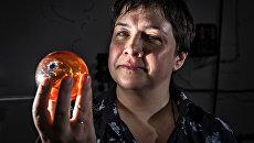 Екатерина Василик, стеклодув, 41 год