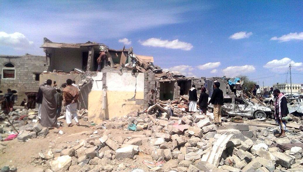 США и Британия настаивают на политическом диалоге по ситуации в Йемене