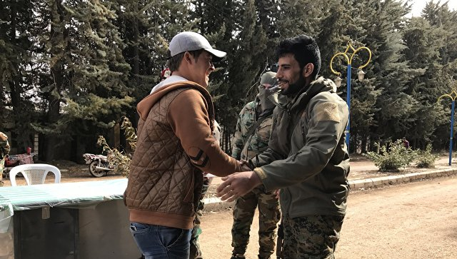 ВКП оппозиции подтвердил участие вмежсирийских переговорах вЖеневе
