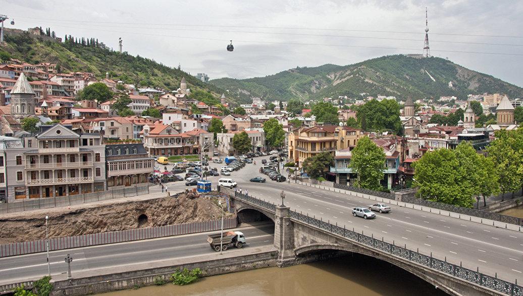 Население Грузии сократилось за 13 лет на 15%