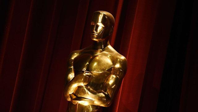 Статуя Оскара в Беверли-Хиллз, Калифорния. Архивное фото
