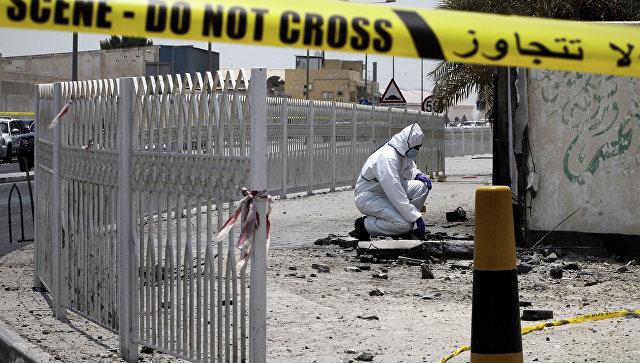 ВБахрейне при подрыве автобуса ранены пятеро полицейских