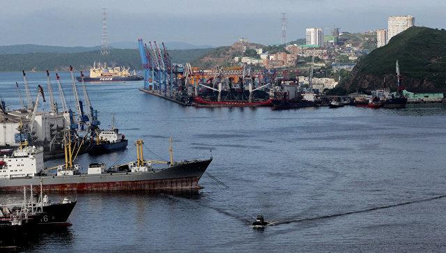 Вид на Владивосток. Архивное фото