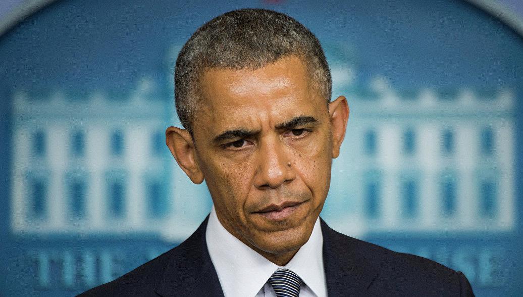 Обама отклонил военный бюджет, разрешавший поставки оружия на Украину