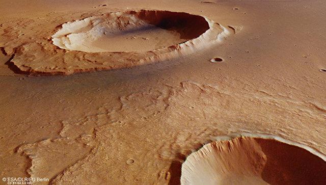 Астронавты Китая планируют запустить зонд поизучению Марса в 2020г.