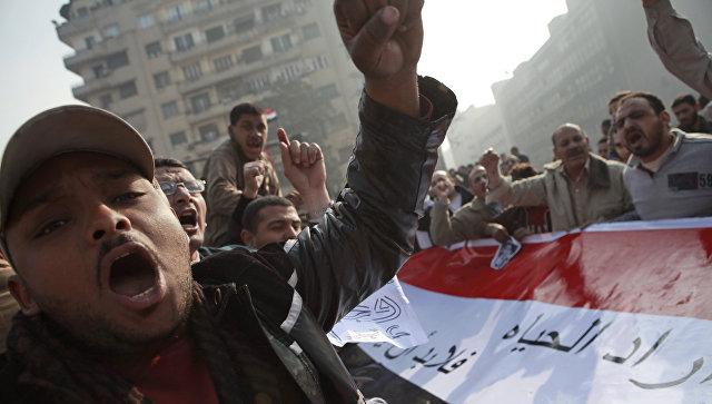 Экс-президент Египта Мубарак оправдан поделу о смерти демонстрантов